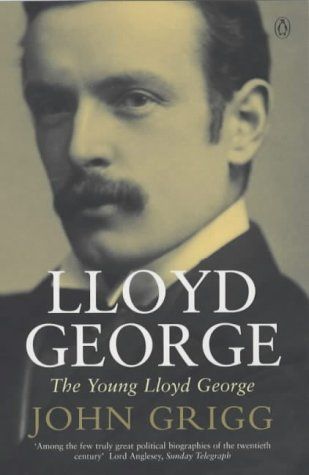 9780140284249: The Young Lloyd George: [1]