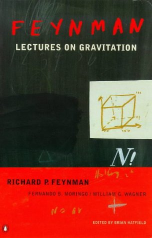 9780140284508: Feynman Lectures on Gravitation (Penguin Press Science)