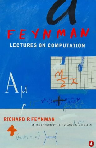 9780140284515: Feynman Lectures on Computation (Penguin Press Science)