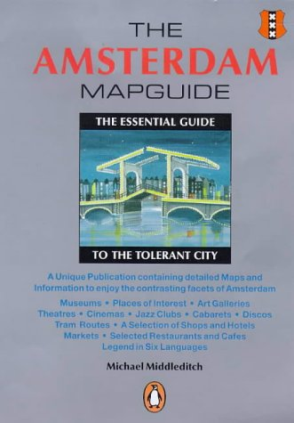 9780140284522: The Penguin Amsterdam Mapguide (Penguin Mapguides)