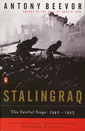9780140284584: Stalingrad: The Fateful Siege: 1942-1943