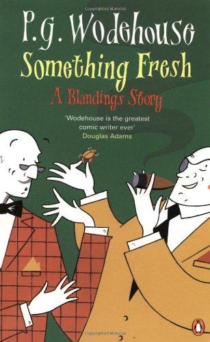 9780140284614: Something Fresh: A Blandings Story