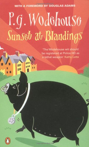 9780140284652: Sunset at Blandings