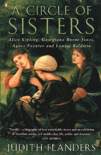 9780140284898: A Circle of Sisters: Alice Kipling, Georgiana Burne-Jones, Agnes Poynter and Louisa Baldwin