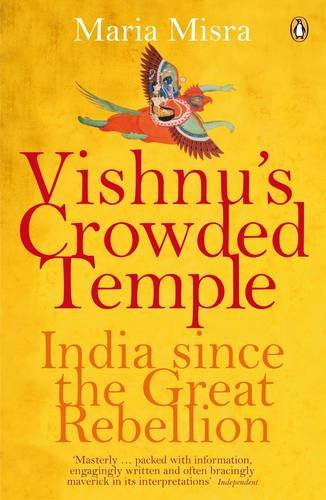 9780140285314: Vishnu's Crowded Temple: India Since the Great Rebellion