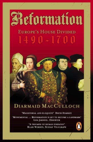 9780140285345: Reformation: Europe's House Divided 1490-1700