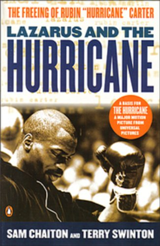 9780140285390: Lazarus and the Hurricane