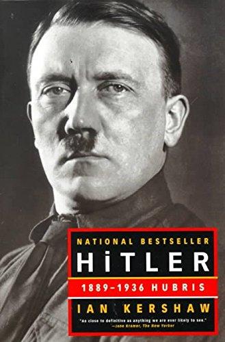 9780140285505: Hitler 1889-1936: Hubris