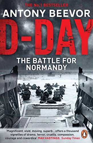 9780140285864: D-Day: The Battle for Normandy