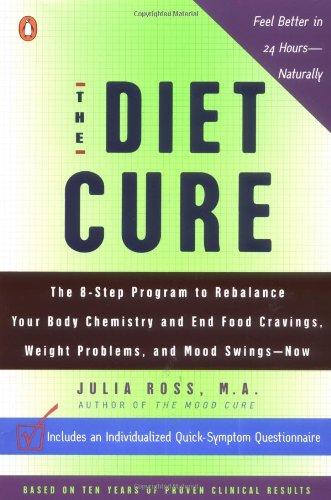 9780140286526: Diet Cure: the Breakthrough Pr