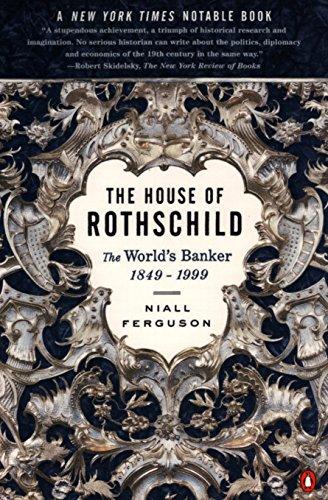 9780140286625: The House of Rothschild: Volume 2: The World's Banker: 1849-1999