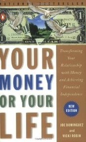Your Money or Your Life: Transforming Your Relationship with Money and Achieving Financial Indepe...