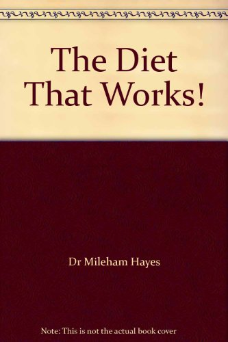 9780140287080: The Diet That Works!