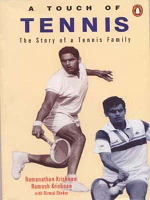 9780140287097: A Touch of Tennis: The Story of a Tennis Family