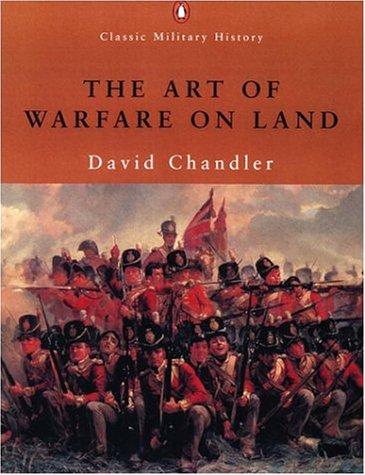 9780140287356: The Art of Warfare on Land