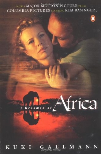 9780140287448: I Dreamed of Africa: Tie In Edition