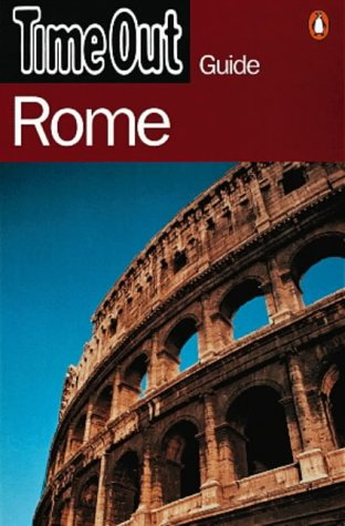 9780140287554: Time Out Rome 4 (Time Out Rome Guide, 4th ed)