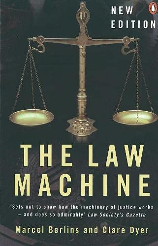 9780140287561: The Law Machine