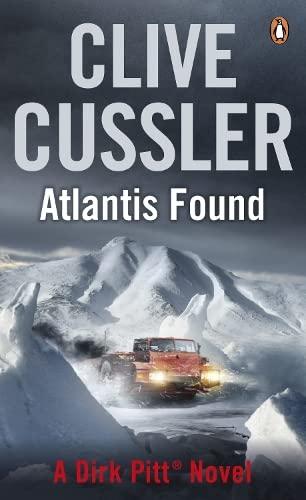 9780140287967: Atlantis Found (The Dirk Pitt Adventures)