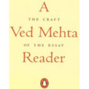 9780140288087: Ved Mehta Reader: The Craft of the Essay