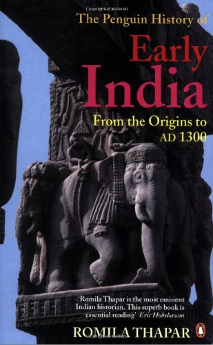 9780140288261: The Penguin History of Early India: From the Origins to Ad 1300