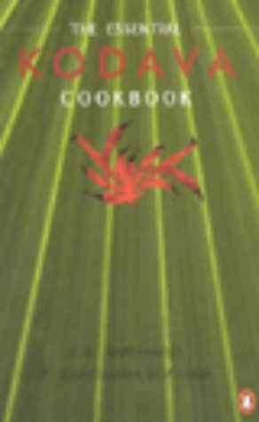 9780140288582: The Essential Kodava Cookbook