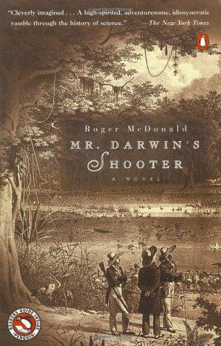 9780140288599: Mr. Darwin's Shooter
