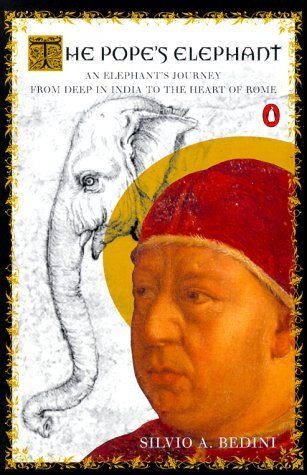 9780140288629: The Pope's Elephant