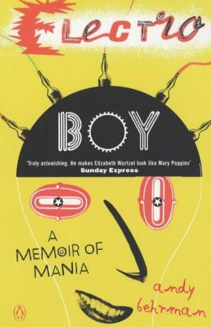 9780140288858: Electroboy: A Memoir of Mania