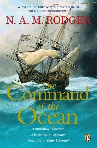 9780140288964: The Command of the Ocean - A Naval History of Britain 1649-1815