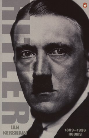 9780140288988: Hitler 1889 To 1936 Hubris (tpb) (Penguin Press history)