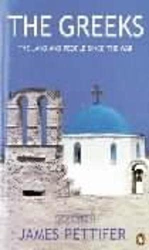 9780140288995: The Greeks: The Land and People Since the War: A Land and People Since the War