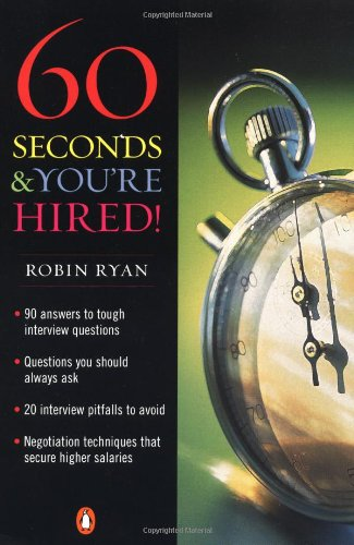9780140289039: 60 Seconds & You're Hired