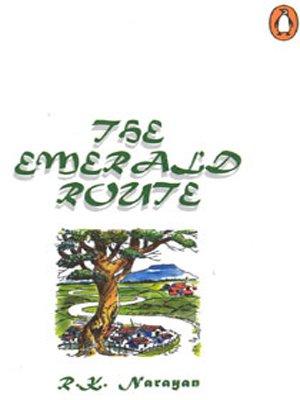 9780140289183: Emerald Route