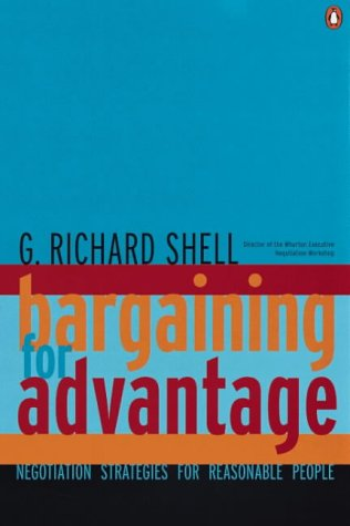 9780140289312: Bargaining for Advantage: Negotiating Skills for Reasonable People (Penguin Business Library)