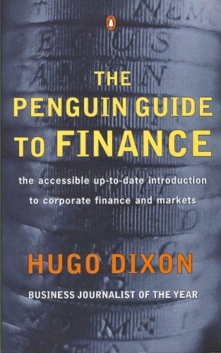 9780140289329: The Penguin Guide to Finance
