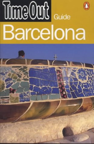 Time Out Barcelona 3 (Time Out Barcelona, 3rd ed)