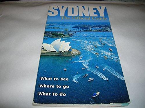 9780140289558: Explore Sydney Official Visitors Guide