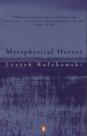 9780140289596: Metaphysical Horror (Penguin philosophy)