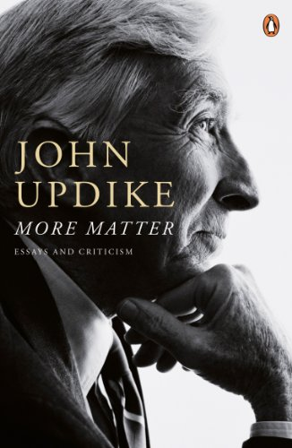 9780140289701: More Matter: Essays And Criticism