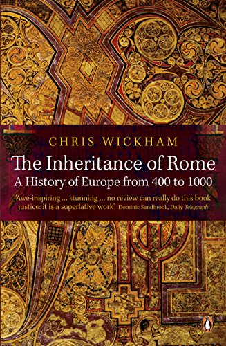 9780140290141: The Inheritance of Rome: A History of Europe from 400 to 1000