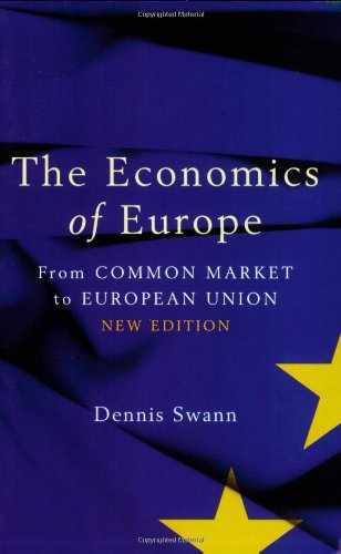 9780140290394: The Economics of Europe: From Common Market to European Union (Penguin Business Library)