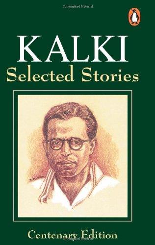 9780140290431: Kalki: selected stories