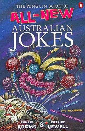 9780140290585: The Penguin Book of All-New Australian Jokes