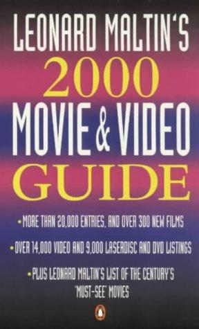 9780140290882: Leonard Maltin's Movie and Video Guide 2000
