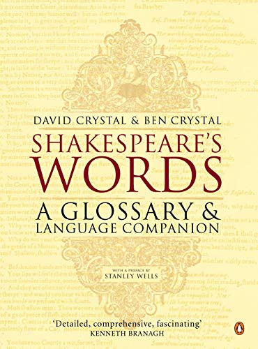 9780140291179: Shakespeare's Words: A Glossary and Language Companion