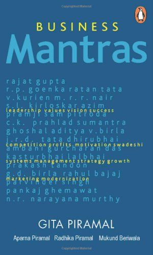 9780140291308: Business Mantras