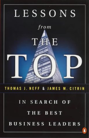 9780140291384: Lessons from the Top: In Search of the Best Business Leaders (Penguin Business Library)