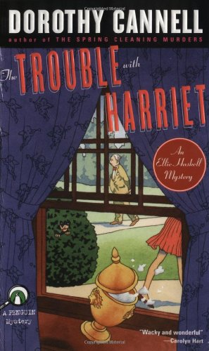 9780140291827: The Trouble with Harriet (Ellie Haskell Mysteries)