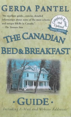 9780140292541: The Canadian Bed and Breakfast Guide 2000-2001